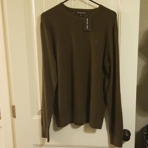 🆕️ Michael Kors Long Sleeve Sweater. Size: Large